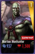 Martian Manhunter IOS