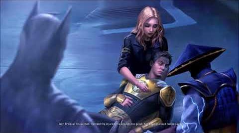Injustice 2- Raiden's Ending