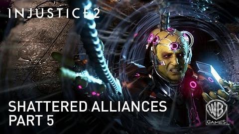 Injustice 2 - Shattered Alliances Part 5