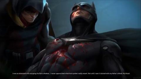Injustice 2 - Robin (Damian Wayne) Ending