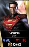 SupermanRegimeCardiOS