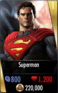 SupermanCardIos