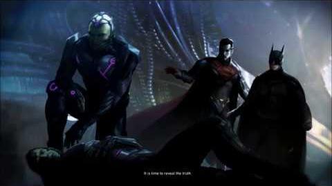 Injustice 2 Brainiac's Ending