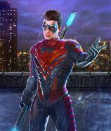 Nightwing Injustice 2