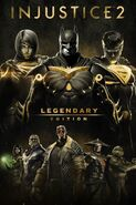 Injustice 2 Legendary Edition cover