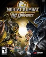 Mortal Kombat vs DC Universe Coverart