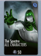 The Spectre IOS