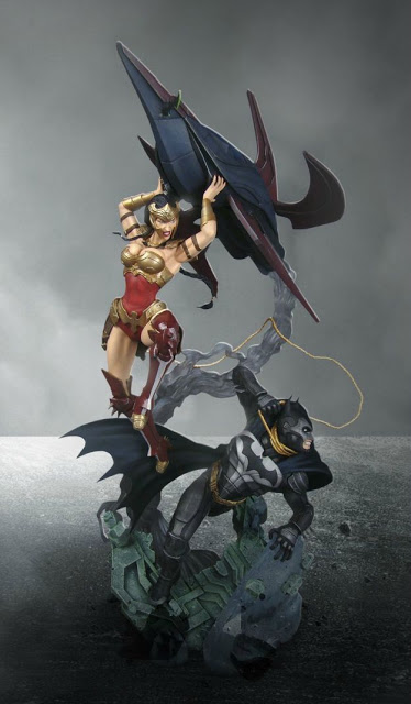 Injustice: Gods Among Us Action Figures and Collectibles