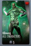 Kilowog IOS