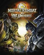 Mortal Kombat vs DC Cover