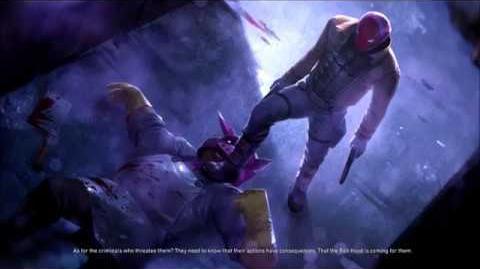 Injustice 2- Red Hood's Ending
