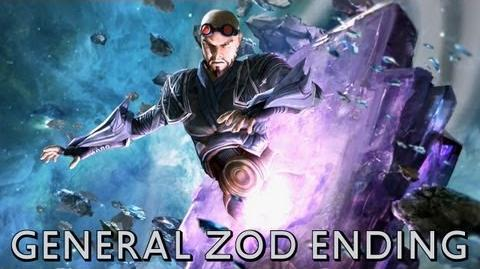 Injustice- Gods Among Us - General Zod ENDING -1080p- TRUE-HD QUALITY