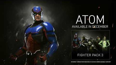 Injustice 2 - Atom!