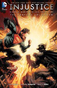 Несправедливость: Боги среди нас (Комиксы)