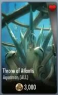 Throne of Atlantis Support Card