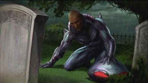 Injustice 2 Black Manta's Ending