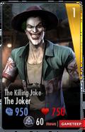 Killing Joke Card IOS
