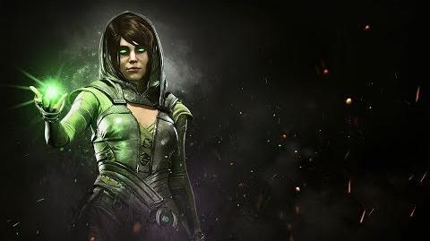 Injustice 2 - Introducing Enchantress!