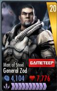 Man of Steel Zod