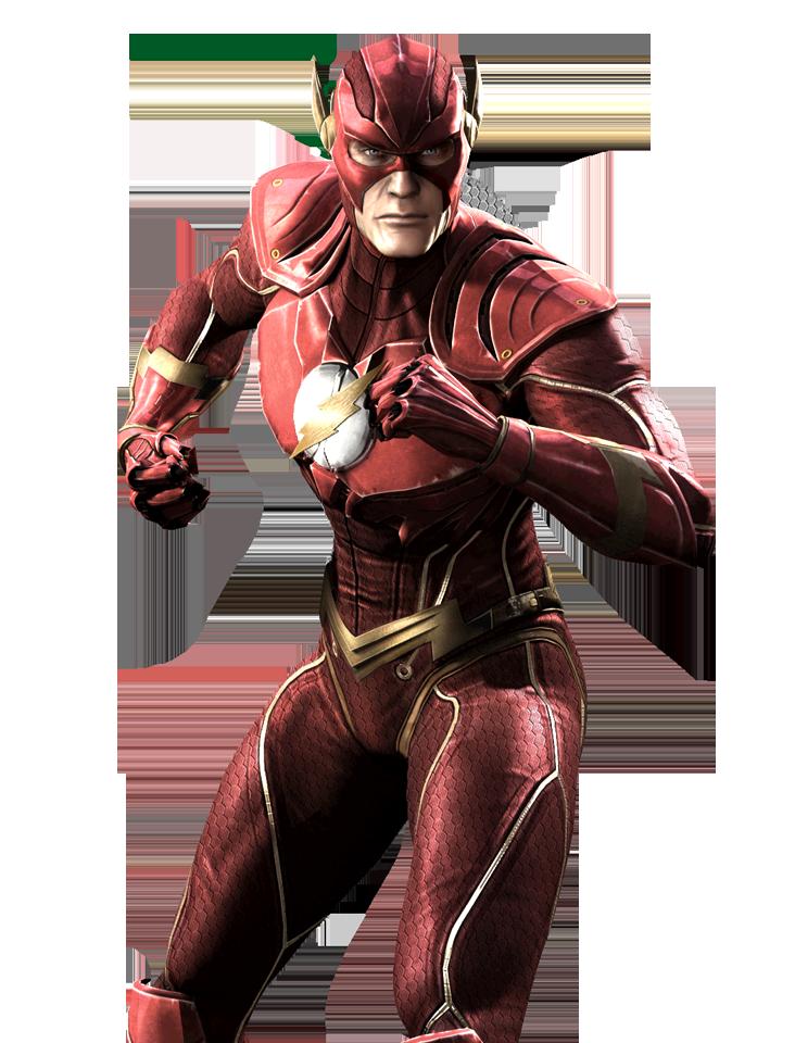 Injustice Gods Among Us Flash