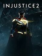 Injustice 2 cover
