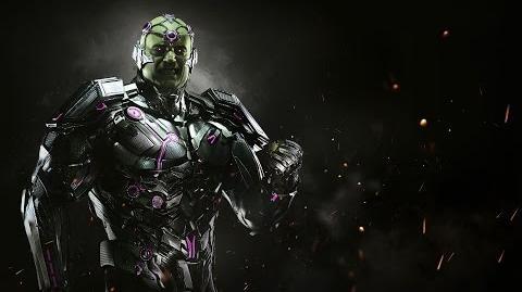 Injustice 2 - Introducing Brainiac!
