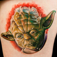 Tatu baby star wars