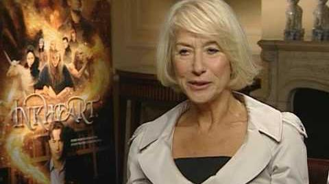 Helen Mirren Inkheart Interview - Empire Magazine