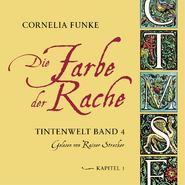 Die Farbe der Rache chapter 1 audio book cover