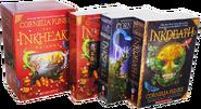 Inkheart Trilogy Scholastic box set
