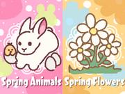 SpringAnimalsvsSpringFlowers.png