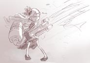 Spear perish