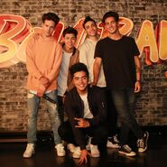 Boy Band - July 13 2017