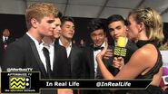 ABTV 2017 American Music Awards Interview with In Real Life