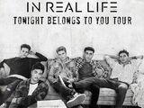 Tonight Belongs to You Tour