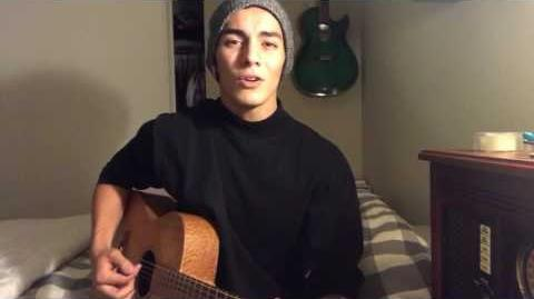 """Chance Perez Cover of """"Hallelujah"""" by Jeff Buckley"""