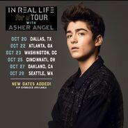 Asher Angel - October 15 2019