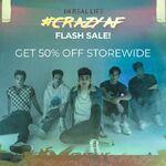 Crazy AF - Flash Sale