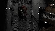 Hallway 2 Freddy and Foxy