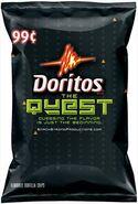 Doritos Quest bag design