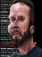 Bruce greene caricature inside gaming by esfancycholo-d868sty