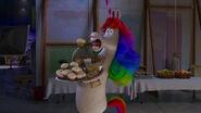 Unicornio Arcoíris sorprendida