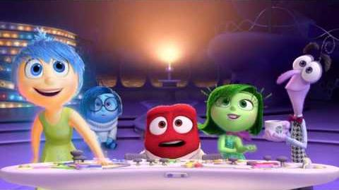 Inside Out- Mind Candy