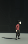 Cropped Photo of The Protagonist