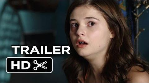 Insidious Chapter 3 Official Trailer 1 (2015) - Stefanie Scott, Lin Shaye Horror Sequel HD