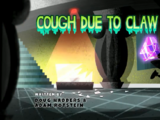 Cough Due to Claw