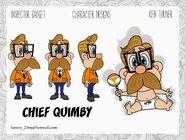 Chief quimby 2D arts