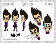 Talon 2d arts