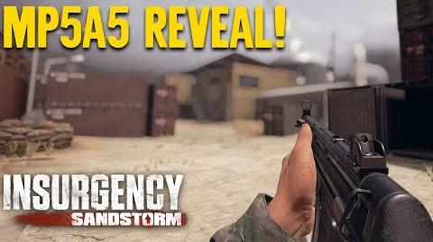 Introducing the MP5A5 - Insurgency Sandstorm