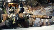 IS M110 SASS Hunter Ingame